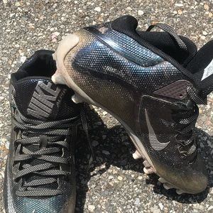Nike Mid Alpha Pro cleats 🏈 ⚾️ - Size 11 (Men's)
